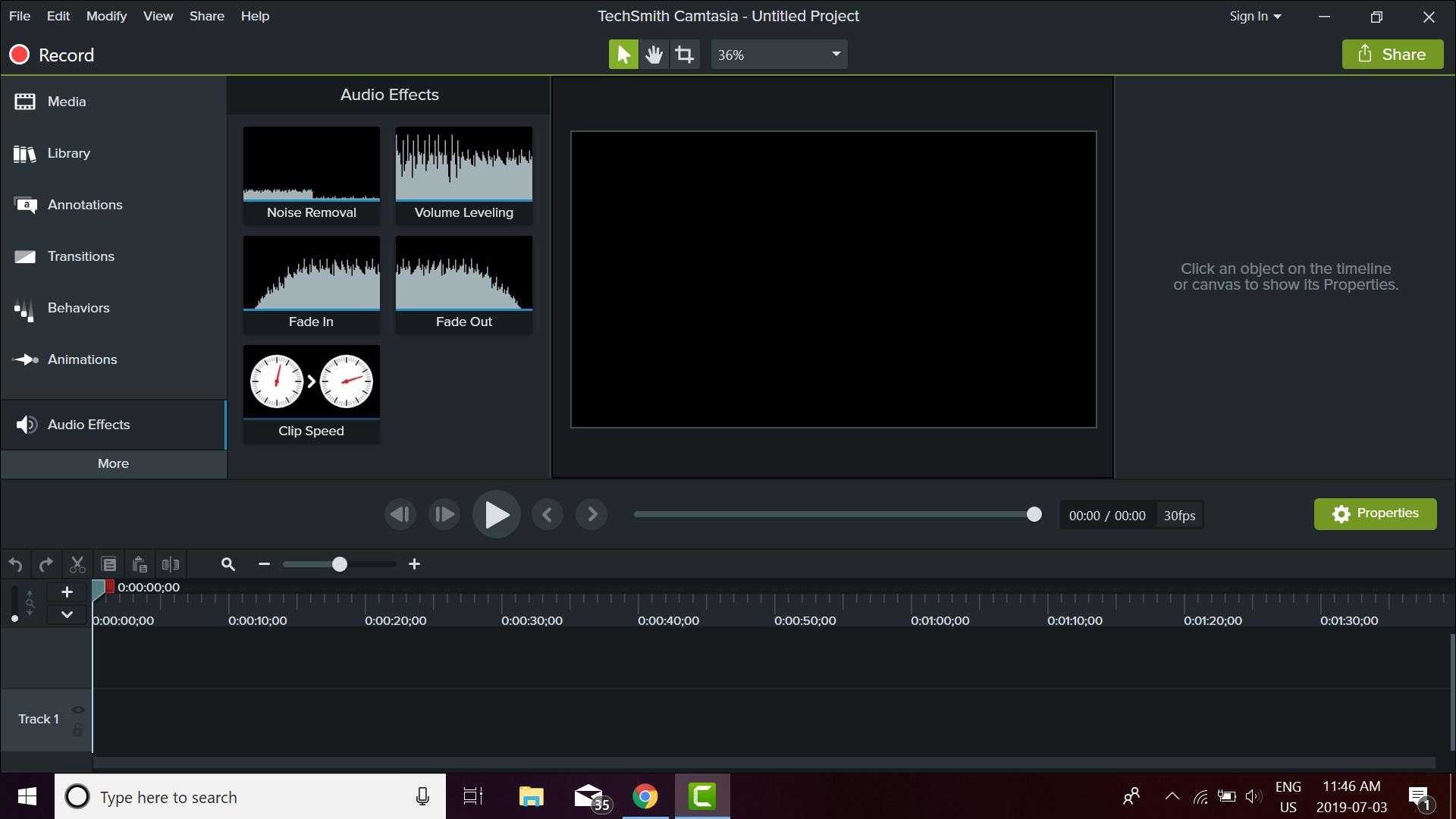 snagit vs camtasia, camtasia audio effects